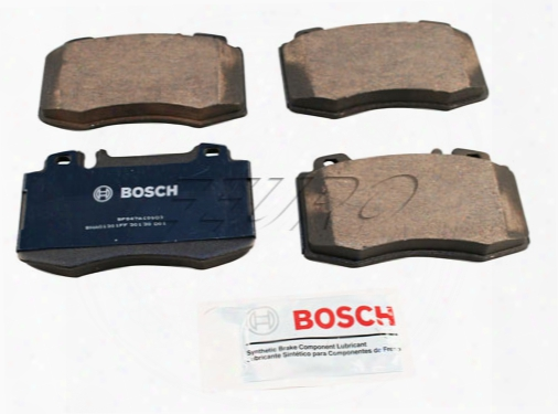 Disc Brake Pad Set - Front - Bosch Quietcast Bp847a Mercedes 003420712041