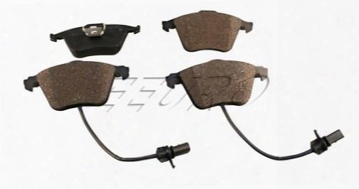 Disc Brake Pad Set - Front - Genuine Audi 8e0698151g