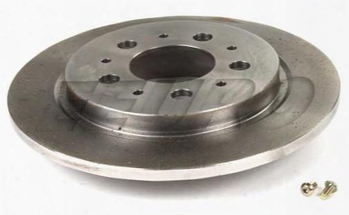 Disc Brake Rotor - Rear (265mm) - Brembo 25137 Volvo 1359290