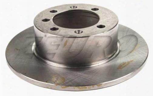 Disc Brake Rotor - Rear - Wbr 40446039 Saab 8904575