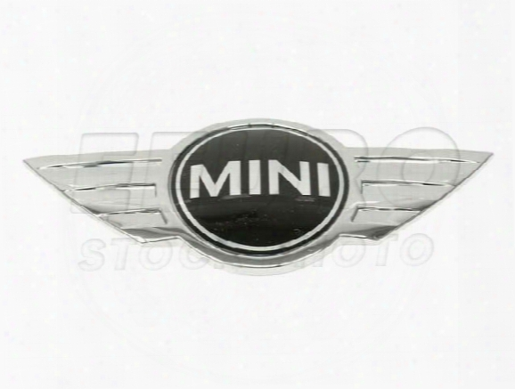 Emblem - Front (mini) - Genuine Mini 51142754972