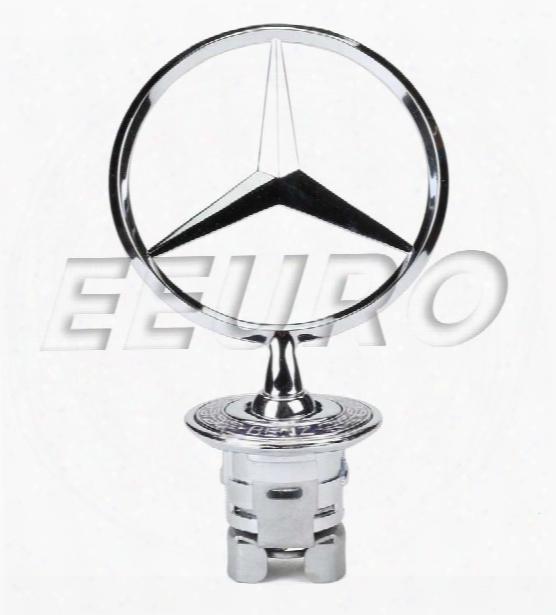 Emblem - Front (star) - Genuine Mercedes 2108800186