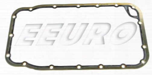 Engine Oil Pan Gasket - Elring 447800 Saab 90490239