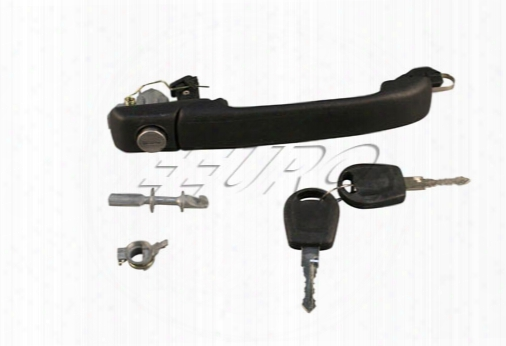 Exterior Door Handle - Front Driver Side - Aftermarket Vw 1hm837207bgru