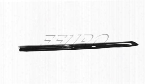 Fender Molding - Rear Passenger Side - Genuine Bmw 51138238880