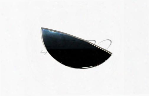 Headlight Washer Cover - Passenger Side (chrome) - Genuine Mini 63126922156