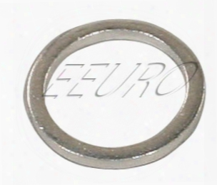 Oil Cooler Line Seal Ring (14x18x1.5mm) - Genuine Mercedes 0002711160