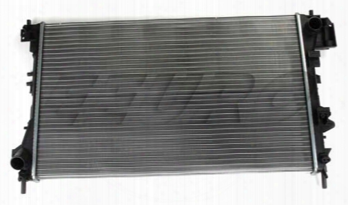 Radiator (manual Trans) - Valeo 732879 Saab 24418338