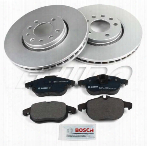 Saab Disc Brake Kit - Front (302mm) - Eeuroparts.com Kit