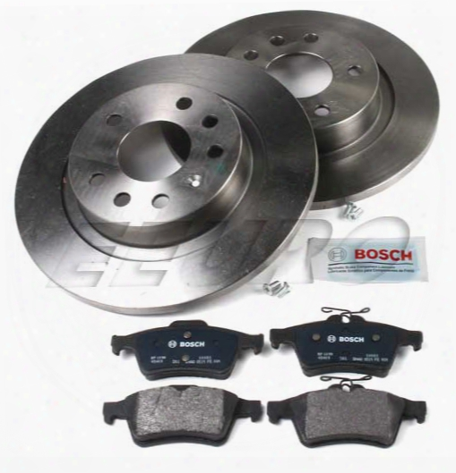 Saab Disc Brake Kit - Rear (278mm) - Eeuroparts.com Kit