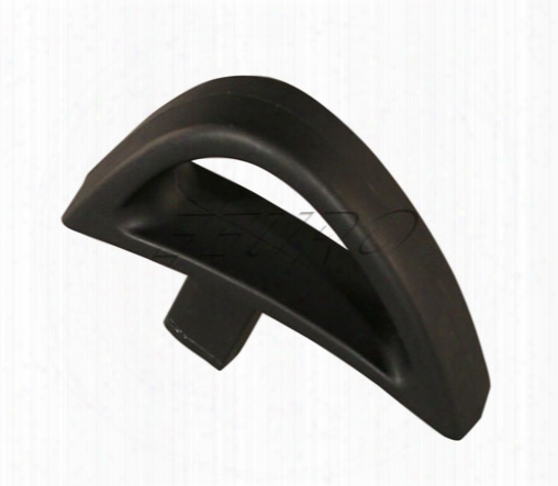 Seat Back Release Handle - Driver Side (black) - Genuine Vw 1c0881633ab41