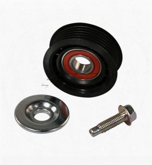 Serpentine Belt Idler Pulley - Upper - Proparts 21347907 Saab 55562635