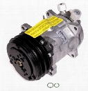 A/C Compressor (New) - Four Seasons SAAB 4319992