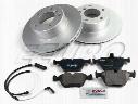 BMW Disc Brake Kit - Front (296mm) - eEuroparts.com Kit