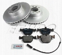 BMW Disc Brake Kit - Rear (298mm) - eEuroparts.com Kit
