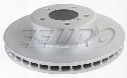 Disc Brake Rotor - Front (324mm) - Genuine BMW 34116864906