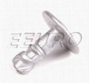 Dowel Pin (Engine Protection Pan) (Silver - Metal) - Genuine Audi 8D0805121