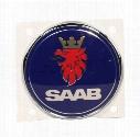 Emblem - Rear - Genuine SAAB 32009220