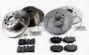Volvo Disc Brake Kit (Complete) (740 745 760 780) - eEuroparts.com Kit