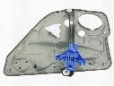 Window Regulator - Rear Driver Side - Genuine VW 1J5839461A