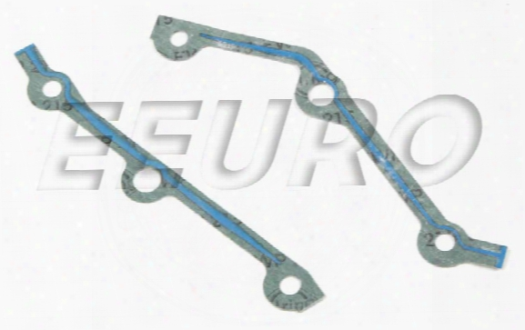 Timing Cover Gasket Set - Driver Side - Elring 412520 Bmw 11141433306