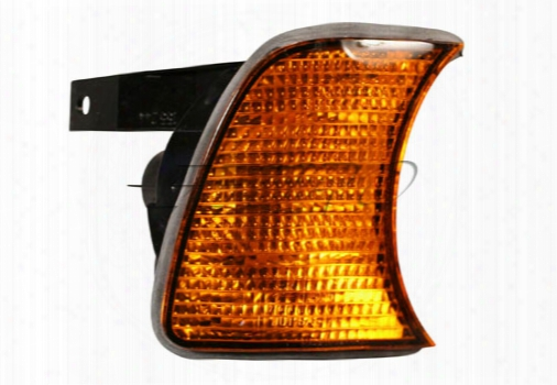 Turnsignal Assembly - Passenger Side (yellow) - Genuine Bmw 63131384034