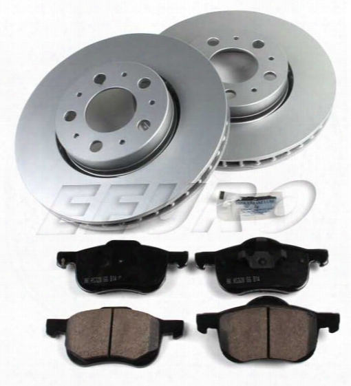 Volvo Disc Brake Kit - Front (286mm) - Eeuroparts.com Kit