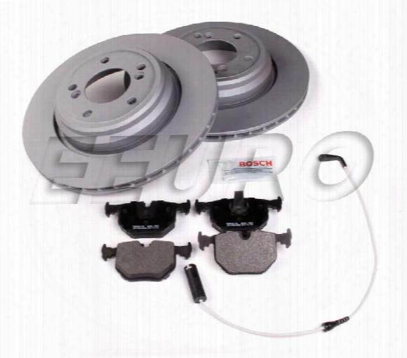 Bmw Disc Brake Kit - Rear (328mm) - Eeuroparts.com Kit