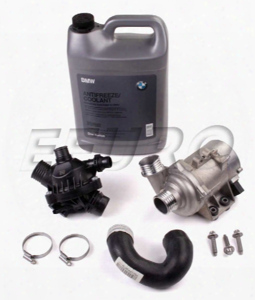 Bmw Engine Water Pump And Thermostat Kit (n51 N52 N52n) - Eeuroparts.com Kit