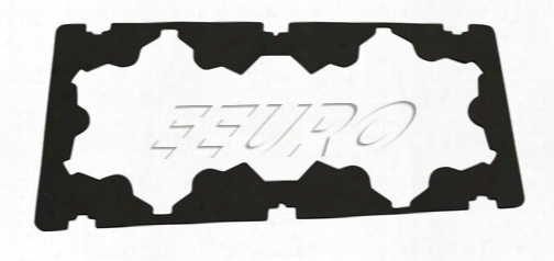 Cup Holder Rubber Mat - Center Console - Genuine Volvo 9204895