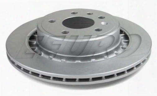 Disc Brake Rotor - Rear (300mm) - Optimal Bs8402 Saab 12763593