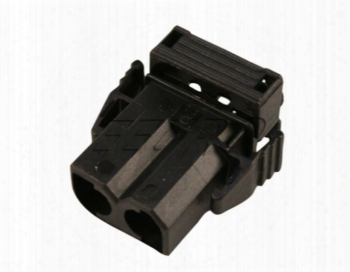 Electrical Connector Housing (2 Pin) - Genuine Bmw 61131378400