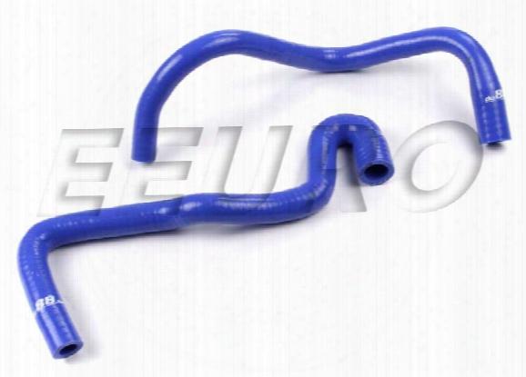 Engine Crankcase Breather Hose Kit (silicone) (blue) - Do88 Do88kit18b Saab