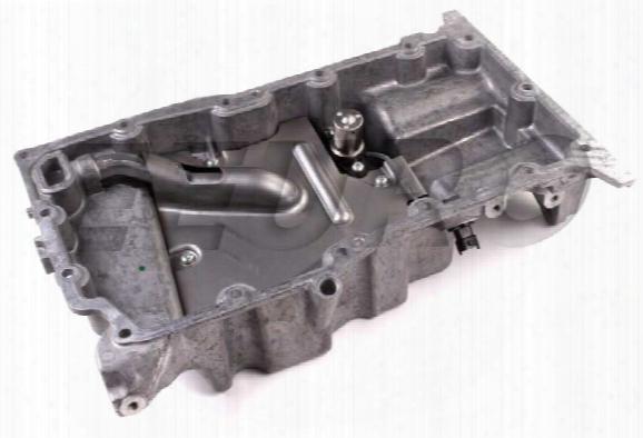 Engine Oil Pan - Genuine Saab 55558814
