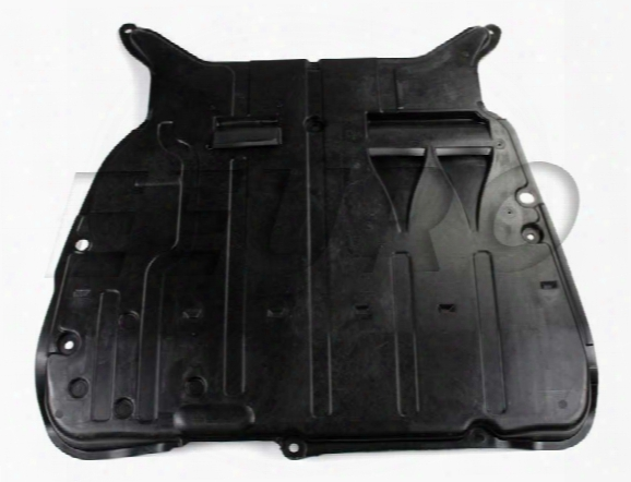 Engine Splash Shield - Center - Genuine Volvo 8619641