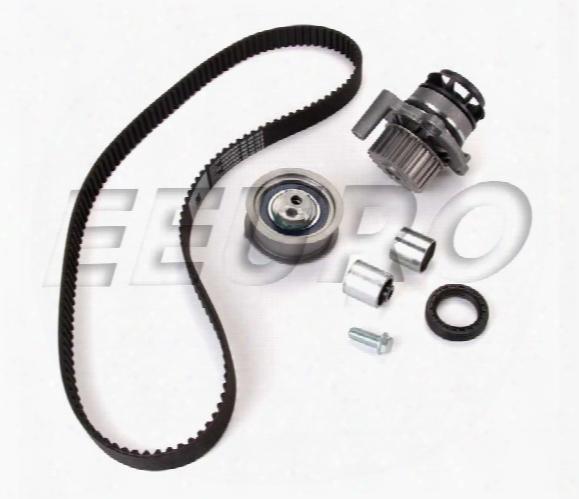 Engine Timing Belt Kit - Contitech Pp334lk1mi Vw
