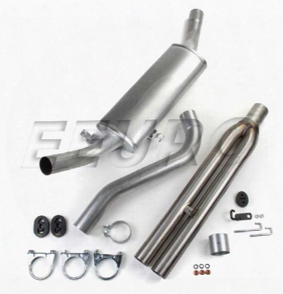 Exhaust System Kit (sport) - Skandix 1004719 Saab