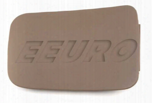 Genuine Bmw Lateral Trim Panel Cover - Passenger Side Upper (beige) 51438412364