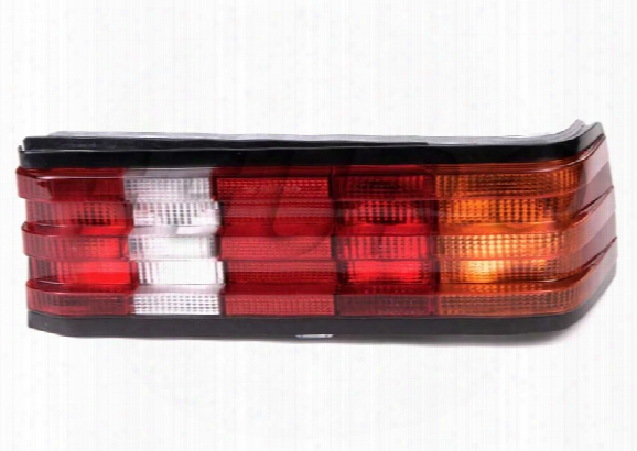 Genuine Mercedes Tail Light Assembly - Passenger Side (w/o Foglight) 2018201864