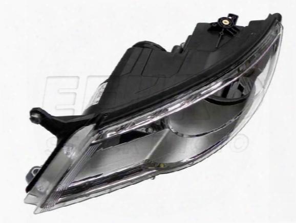 Headlight Assembly - Passenger Side (halogen) - Hella 247038251 Vw 5n1941031ac