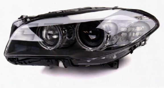 Hella Headlight Assembly - Driver Side (xenon) (adaptive) Bmw 63117271903