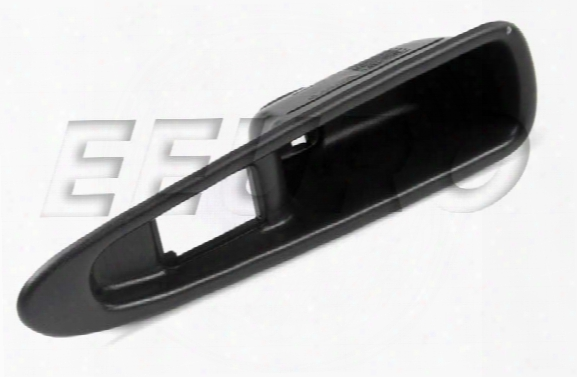 Interior Door Handle - Rear Passenger Side (graphite) - Genuine Volvo 30883591