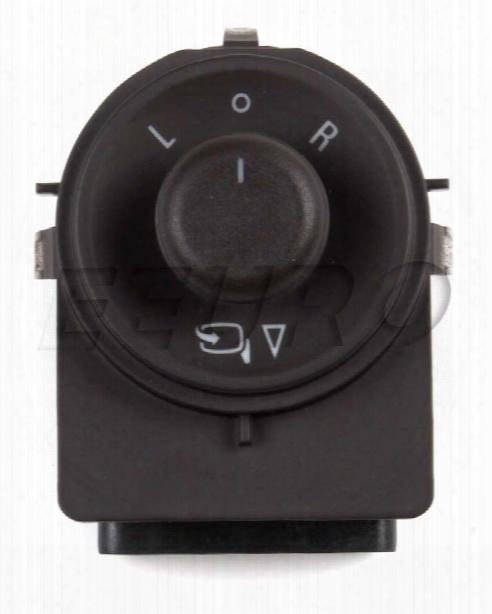 Mirror Switch (cocoa) - Genuine Saab 13304422