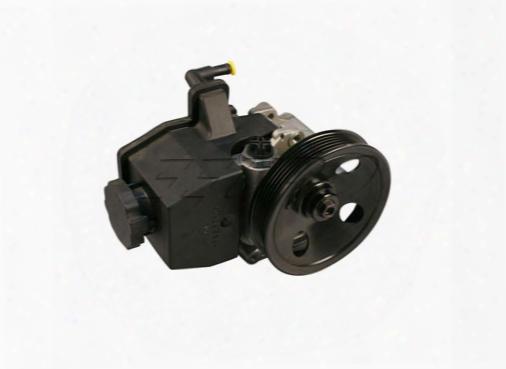 Power Steering Pump (new) - Luk 5410058100 Mercedes 002466290181