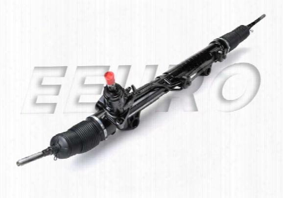 Power Steering Rack (rebuilt) (w/o Speed Sensitive Steering) Mercedes 164460050080