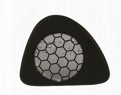 Speaker Cover - Front Center (black) - Genuine Saab 5550819