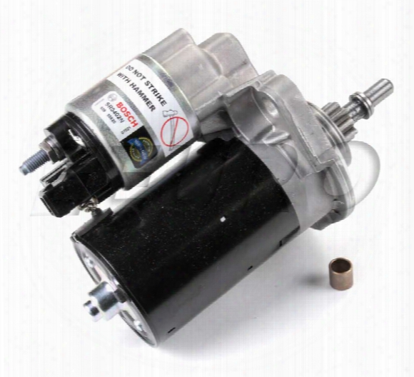 Starter Motor (new) - Bosch Sr0402n Vw 020911023nx
