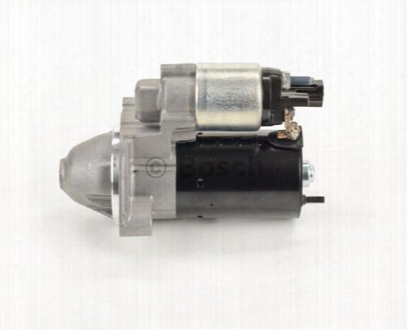 Starter Motor (rebuilt) - Bosch Sr0497x Vw 06b911023ax