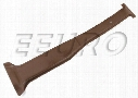 B-Pillar Cover - Interior Driver Side (Brown) - Swedish Parts 1360953