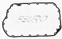 Engine Oil Pan Gasket - Elring 467761 VW 078103610E